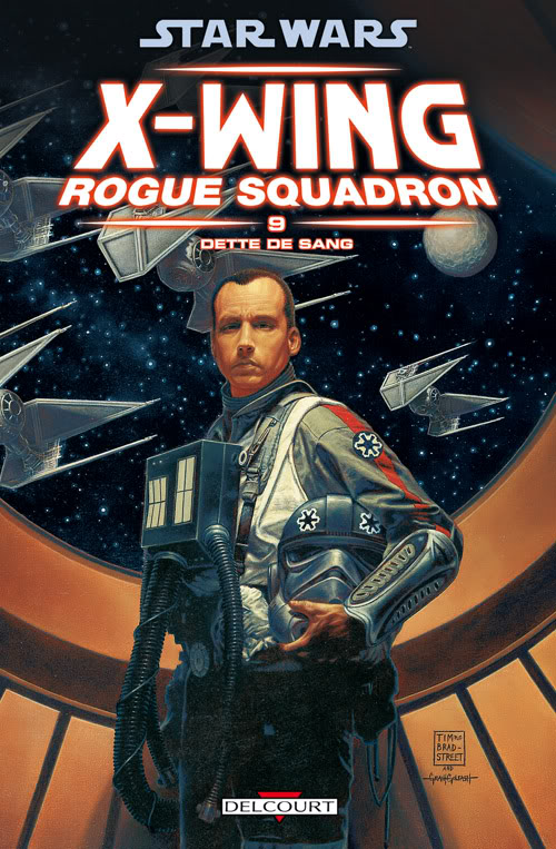 COLLECTION STAR WARS - X-WING ROGUE SQUADRON X0910