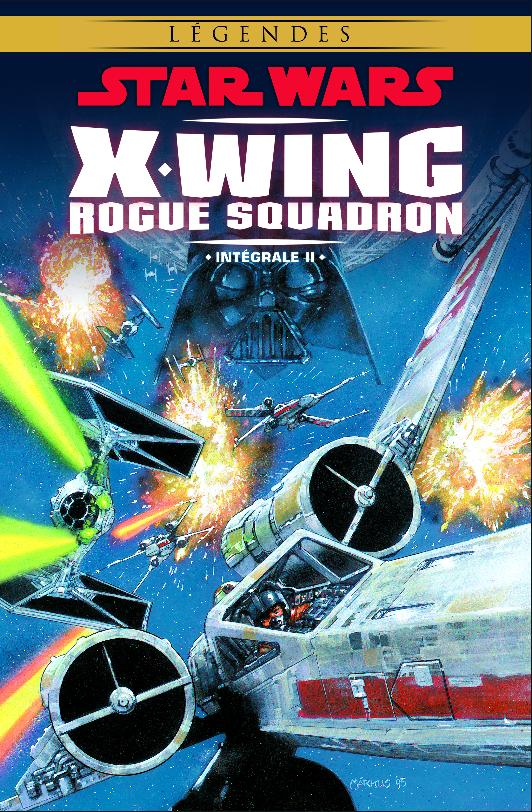 Star Wars - X-Wing Rogue Squadron - Intégrale II X_wing10