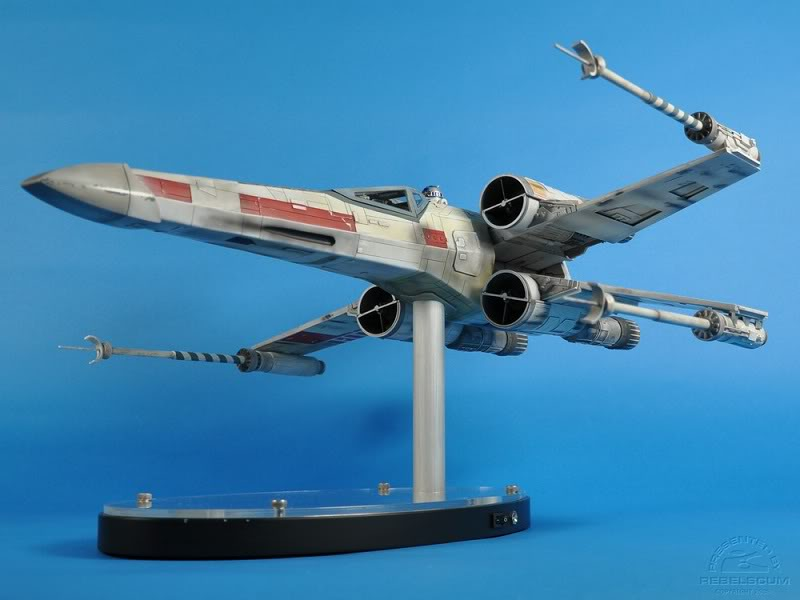 Efx -  luke skywalker red 5 X-wing Xwing-19