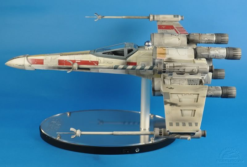 Efx -  luke skywalker red 5 X-wing Xwing-21