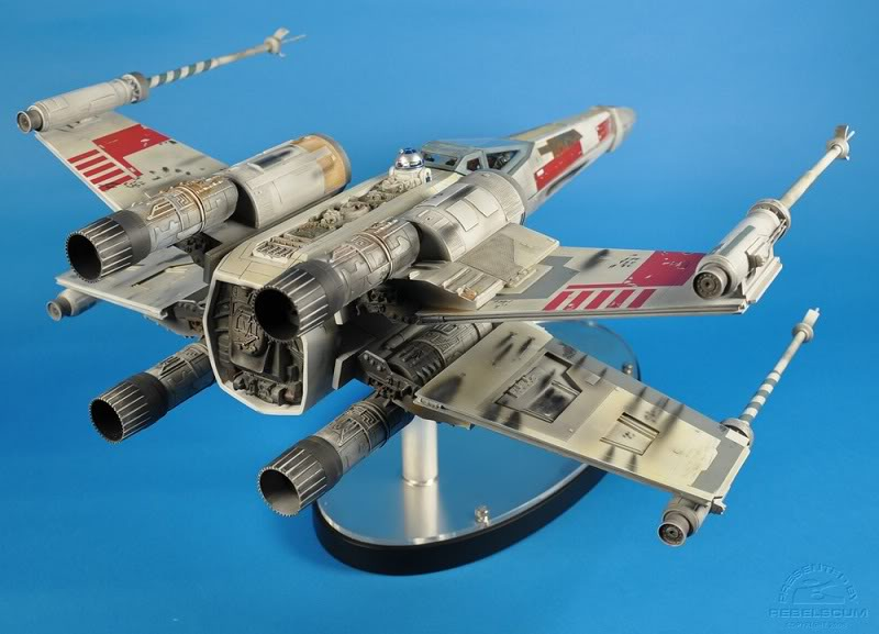 Efx -  luke skywalker red 5 X-wing Xwing-22