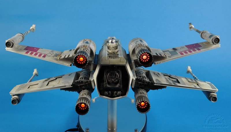 Efx -  luke skywalker red 5 X-wing Xwing-23