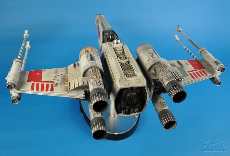 Efx -  luke skywalker red 5 X-wing Xwing-24