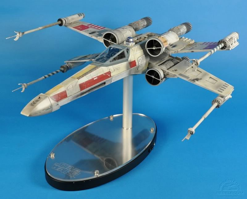 Efx -  luke skywalker red 5 X-wing Xwing-27