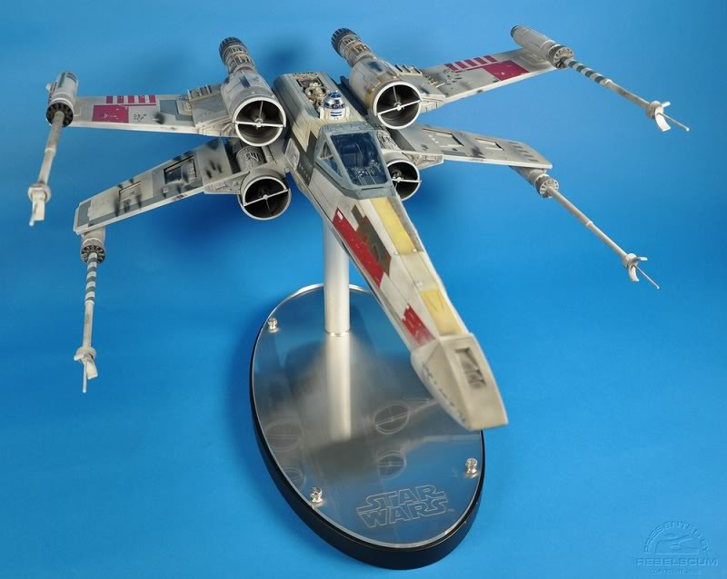 Efx -  luke skywalker red 5 X-wing Xwing-30