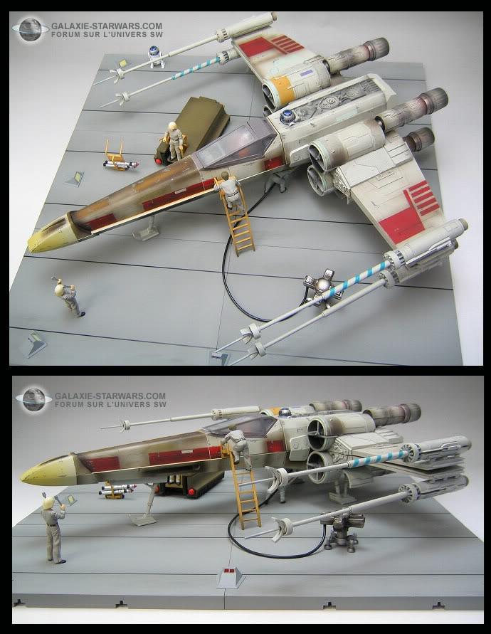 Diorama X-wing du nouveau ! - Page 4 Xwing110