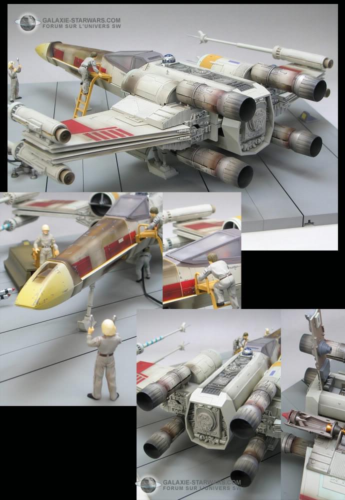 Diorama X-wing du nouveau ! - Page 4 Xwing310