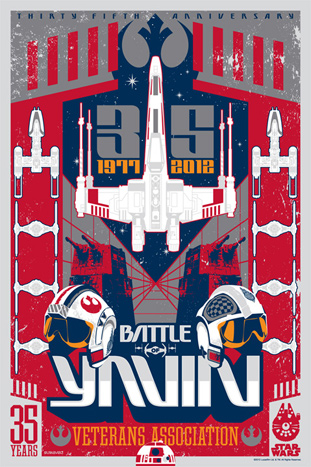 ACME - The Battle of Yavin 35 Years Yavin310