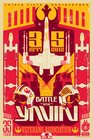 ACME - The Battle of Yavin 35 Years Yavin311