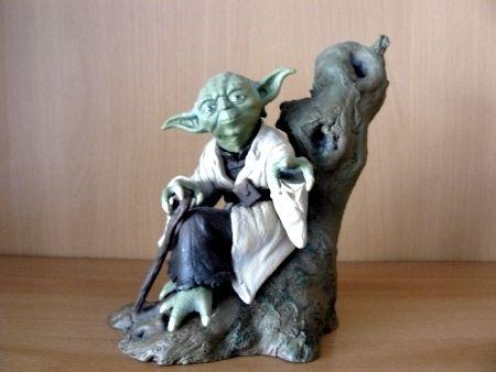 Kotobukiya - Yoda ARTFX Statue Yoda_311