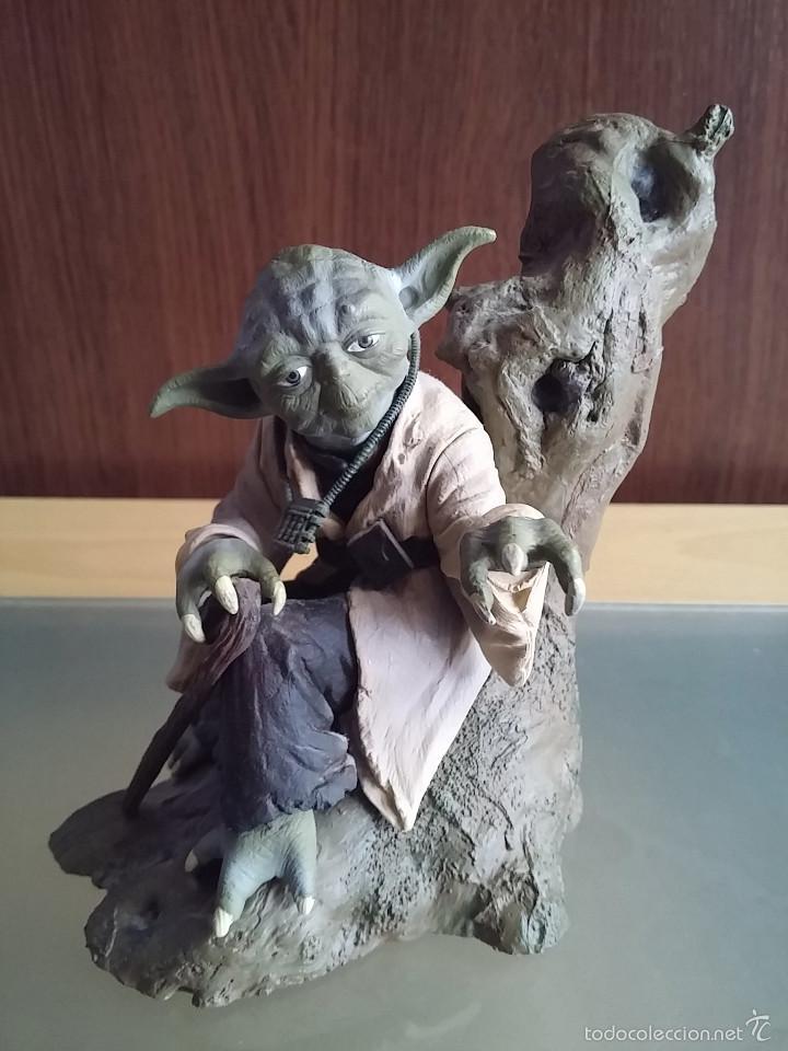 Kotobukiya - Yoda ARTFX Statue Yoda_312
