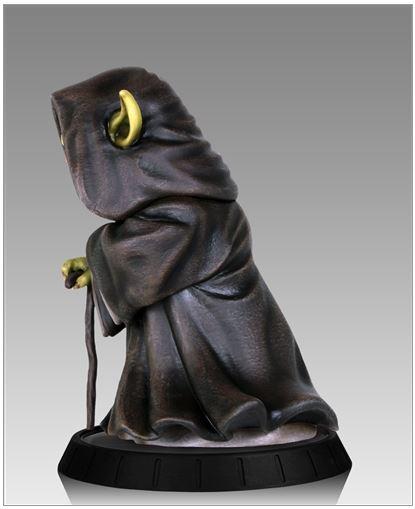 Gentle Giant - Yoda Hoth Statue Yodaho12