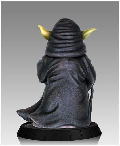 Gentle Giant - Yoda Hoth Statue Yodaho13