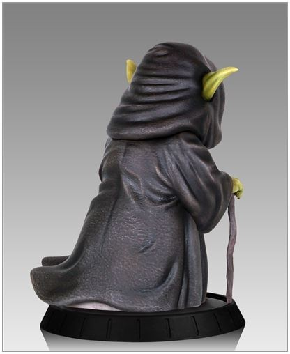 Gentle Giant - Yoda Hoth Statue Yodaho14
