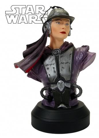 Gentle Giant - Zam Wesell Mini bust Zamwes10