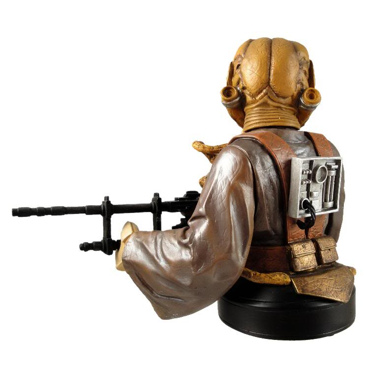 Gentle Giant - Zuckuss - Mini bust Zuckus12