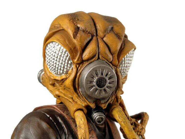 Gentle Giant - Zuckuss - Mini bust Zuckus14