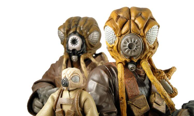 Gentle Giant - Zuckuss - Mini bust Zuckus17