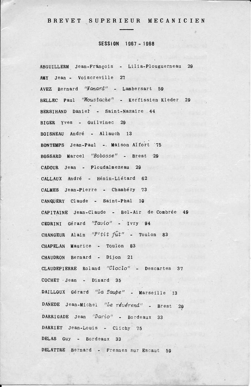 [Divers EAMF] Cours du BS mécanicien du service général à Saint Mandrier - Page 4 Bs210