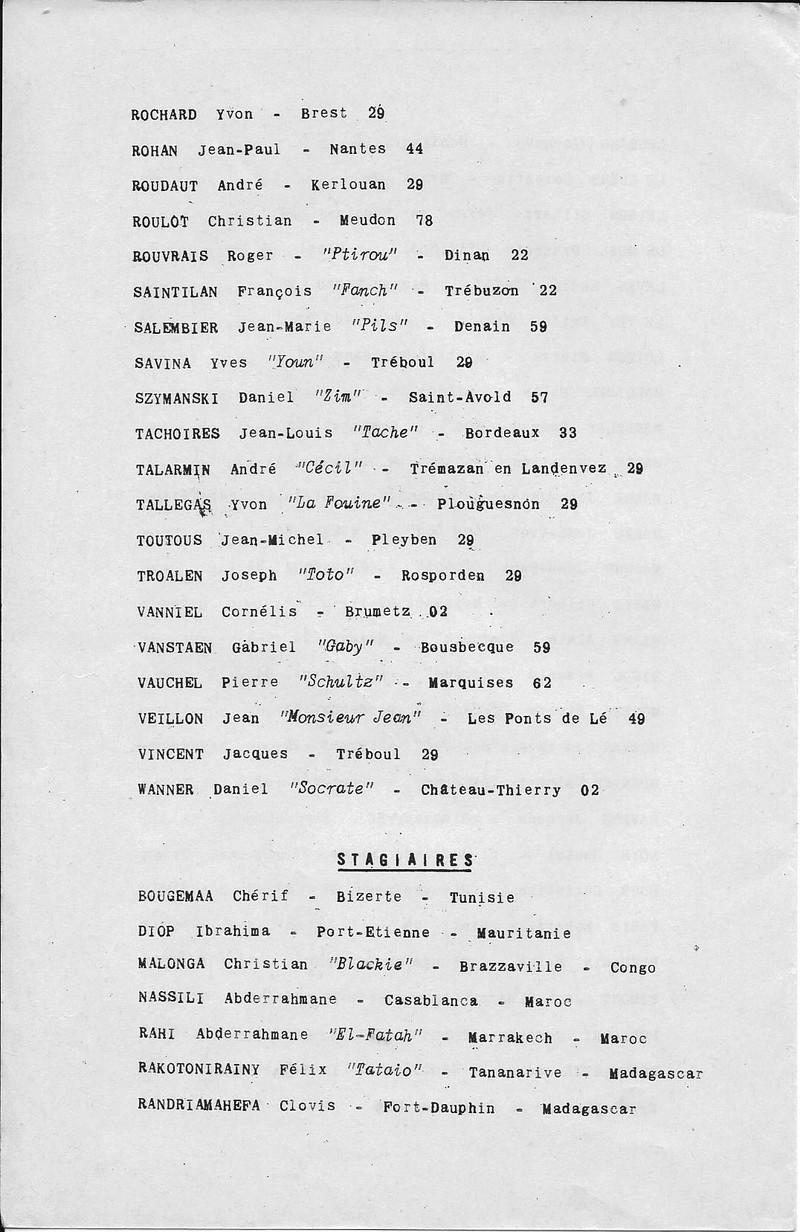 [Divers EAMF] Cours du BS mécanicien du service général à Saint Mandrier - Page 4 Bs511