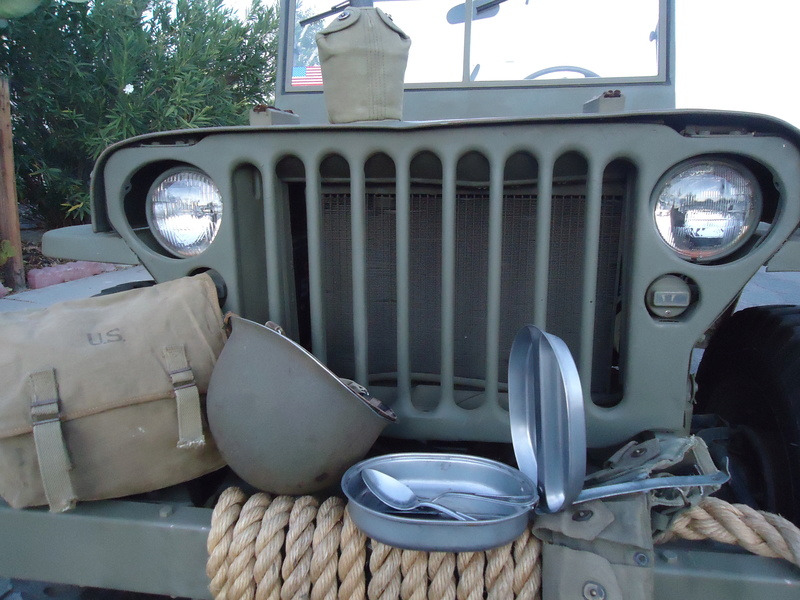 Nature morte sur la jeep Dsc05568