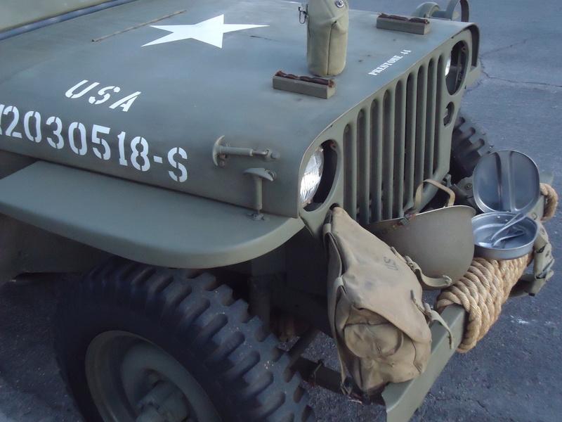Nature morte sur la jeep Dsc05569