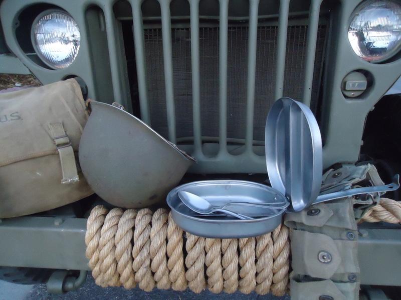 Nature morte sur la jeep Dsc05573