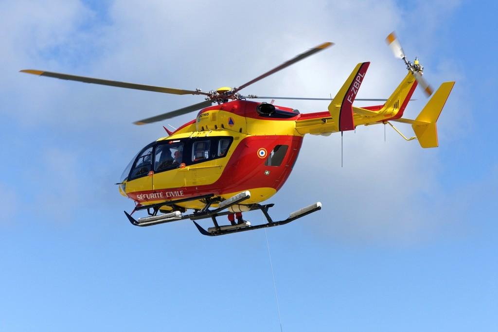 Exercice d'hélitreuillage et récupération jet ski ! Dsc_0211