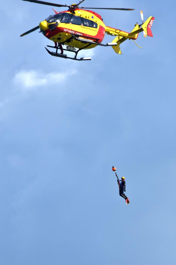 Exercice d'hélitreuillage et récupération jet ski + ajouts ! Dsc_0220