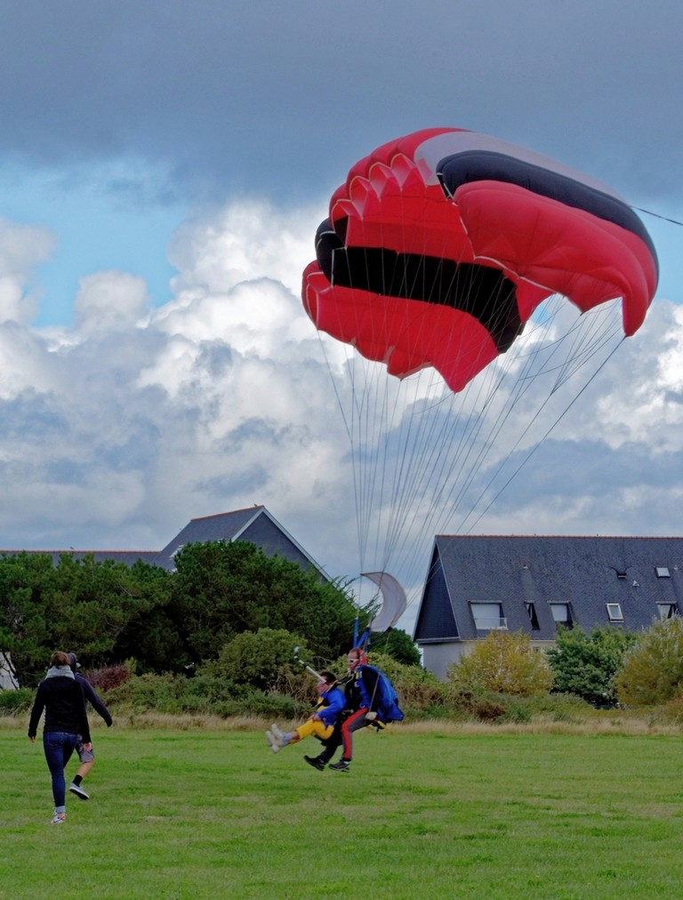 La selfie du parachutiste ! Dsc_0239