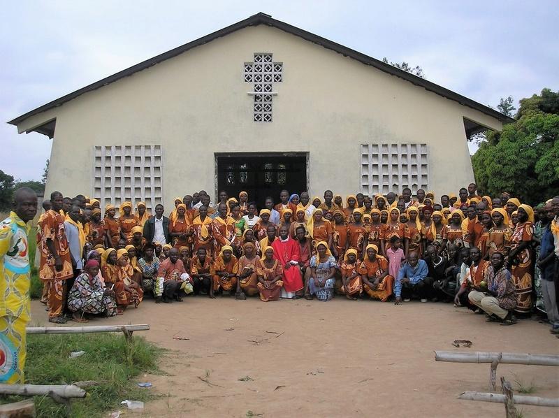 Les Catholiques du Congo brazaville vont disparaitre ....  Ob_71a10