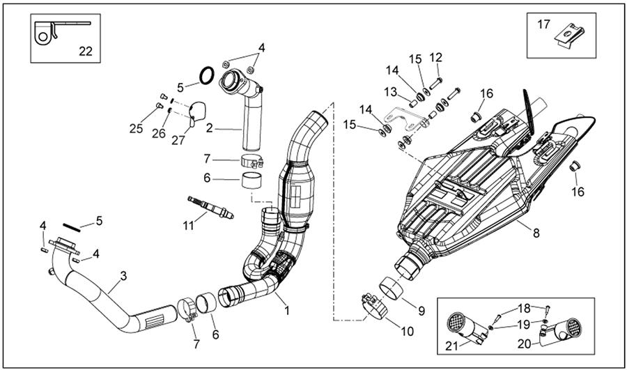[Moto] Conversion et kit de maquette Echap12