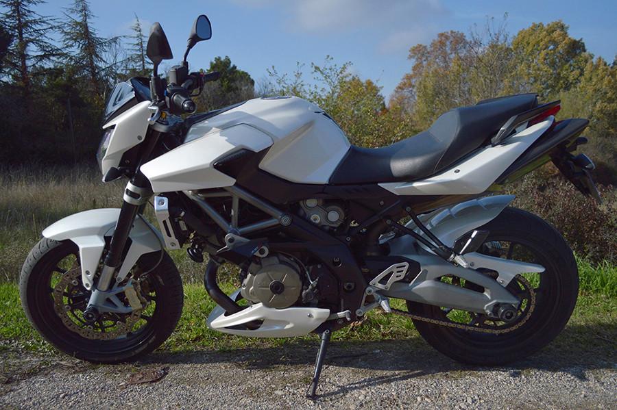 [Moto] Conversion et kit de maquette Shiver25