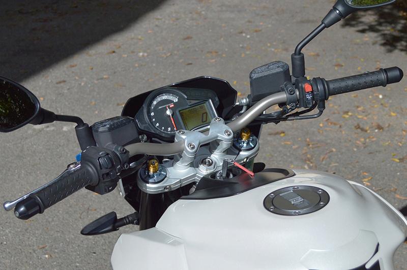 [Moto] Conversion et kit de maquette Shiver35