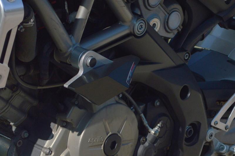 [Moto] Conversion et kit de maquette Shiver36