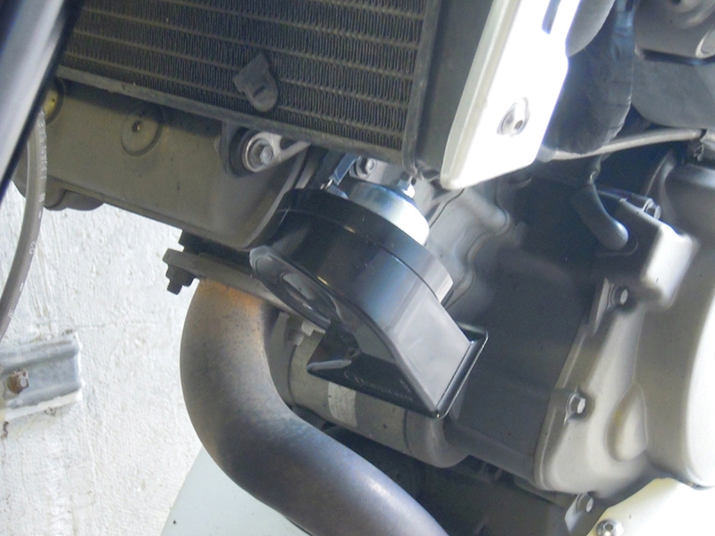 [Moto] Conversion et kit de maquette Shiver40