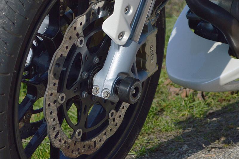 [Moto] Conversion et kit de maquette Shiver41
