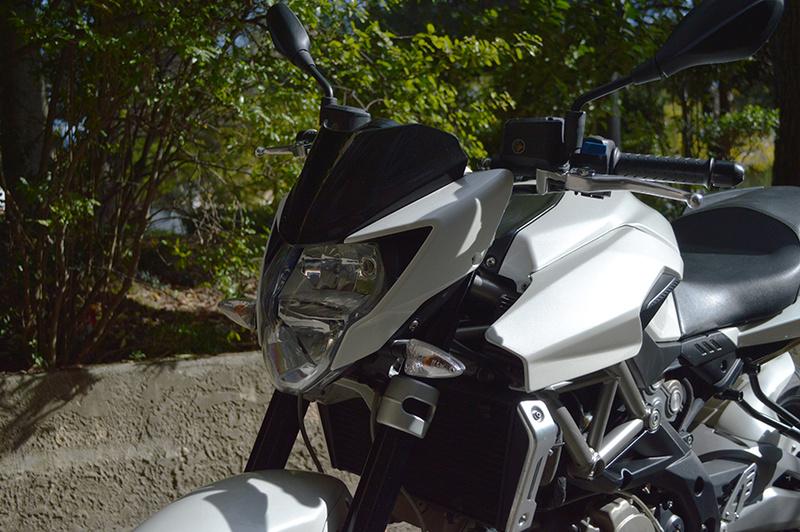 [Moto] Conversion et kit de maquette Shiver43