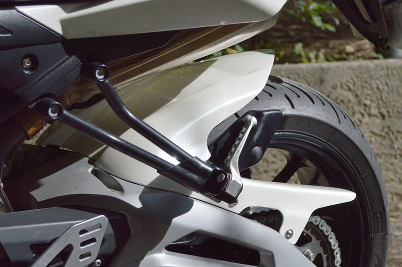 [Moto] Conversion et kit de maquette Shiver44