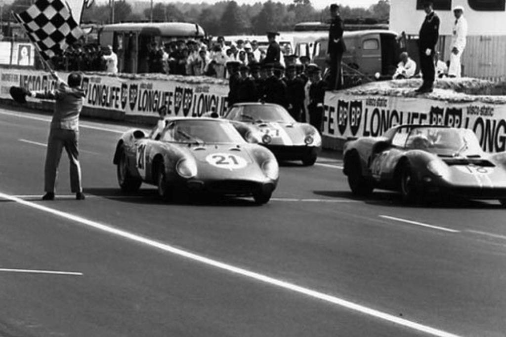 24h du Mans : L'Evolution de la gagne… 3-dled10