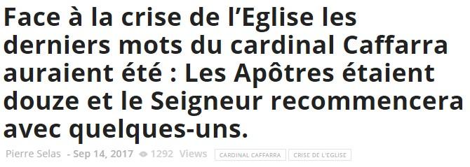 Mais nous sommes là pour ça Cardinal Caffarra Car10