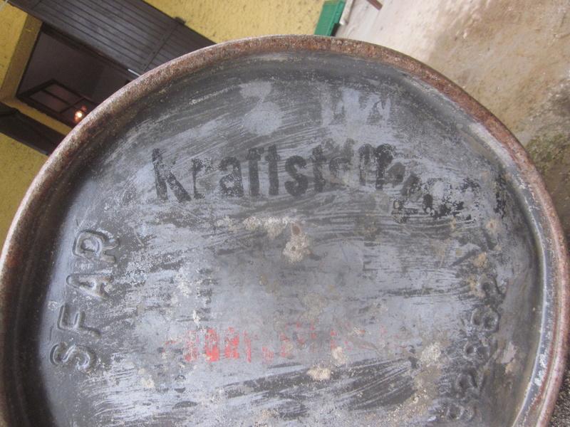 Fut de carburant 200L Fut_0210