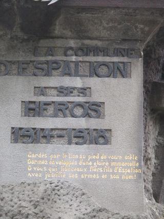 [ Histoires et histoire ] Monuments aux morts originaux Français Tome 2 Img_2714