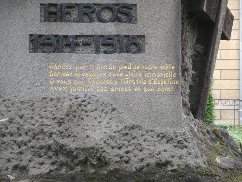 [ Histoires et histoire ] Monuments aux morts originaux Français Tome 2 - Page 2 Img_2720