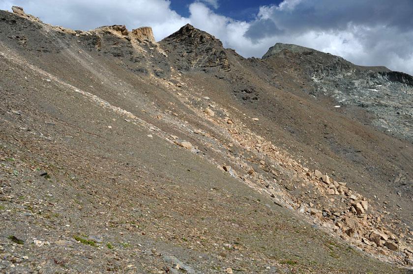 Pointe de Méan-Martin 2710