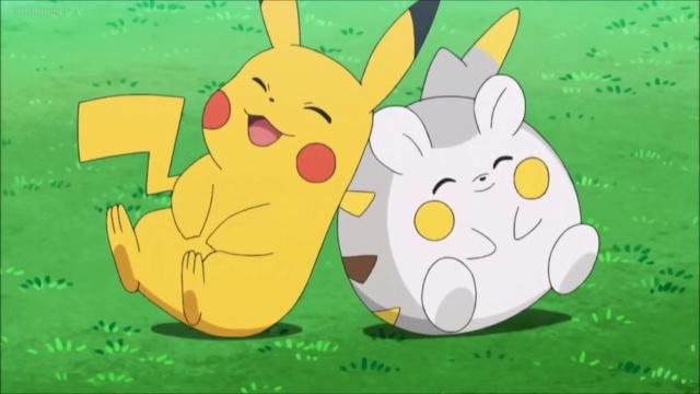 Waypastcoolshipping: Pikachu X Togedemaru Togede10