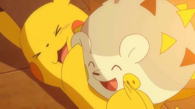 Waypastcoolshipping: Pikachu X Togedemaru Togede11