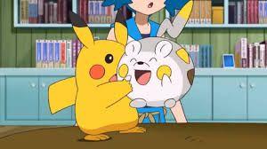 Waypastcoolshipping: Pikachu X Togedemaru Togede14