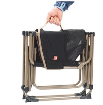Des chaises tout confort qui servent de transat et qui ne prennent pas de place 49001711