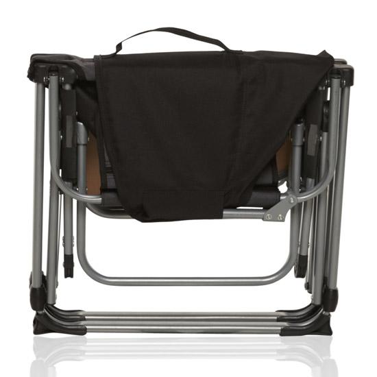 Des chaises tout confort qui servent de transat et qui ne prennent pas de place Cf101310